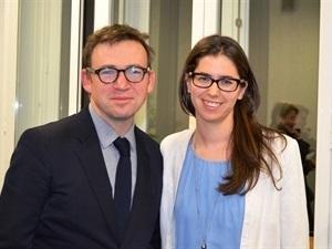 01.Amanda Simón de Trabalibros entrevista a David Nicholls