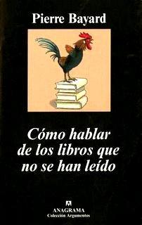 Cómo hablar de los libros... (Pierre Bayard)-Trabalibros