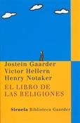 El libro de las religiones (Jostein Gaarder)-Trabalibros