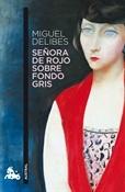 Señora de rojo sobre fondo gris (Miguel Delibes)-Trabalibros