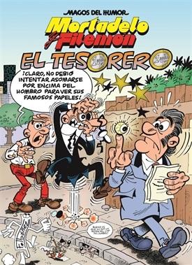 El tesorero-Mortadelo y Filemón-Trabalibros