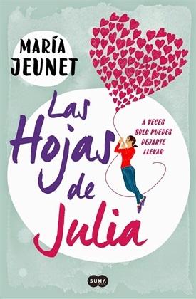 Las hojas de Julia (María Jeunet)-Trabalibros
