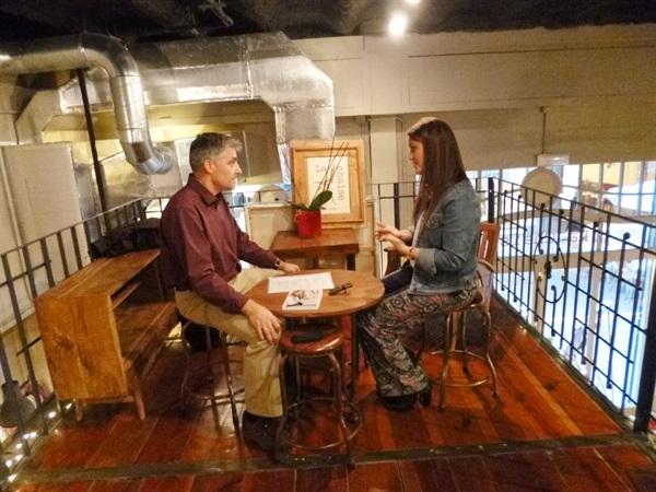 01.Trabalibros entrevista a Cristina Soria