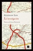 La investigación (Stanislaw Lem)-Trabalibros