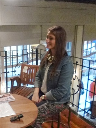 06.Trabalibros entrevista a Cristina Soria