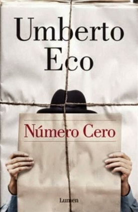 Número cero (Umberto Eco)-Trabalibros