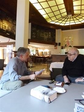 00.Bruno Montano de Trabalibros entrevista a Chufo Lloréns