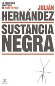 Sustancia negra (Julián Hernández)-Trabalibros