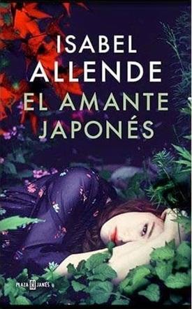 El amante japonés portada (Isabel Allende)-Trabalibros