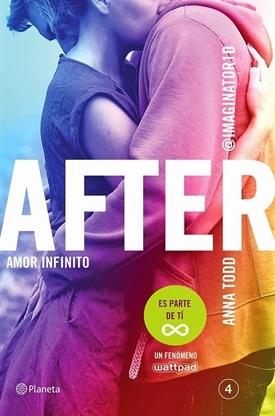 After 4 Amor infinito (Anna Todd)-Trabalibros