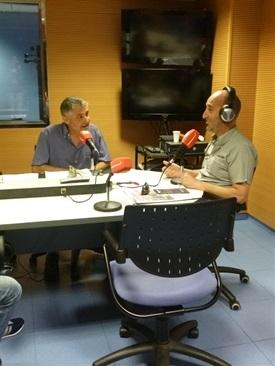 00.Trabalibros en Gestiona Radio