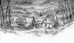 1.Luis Royo - El dragón de hielo (George R.R. Martin)-Trabalibros