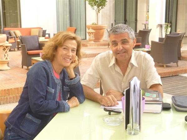 01. Bruno Montano deTrabalibros entrevista a Julia Navarro