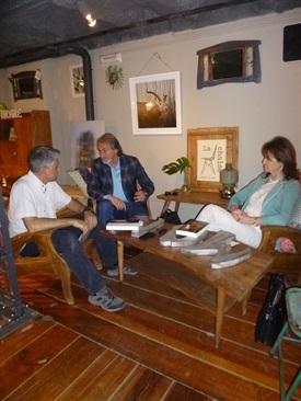 00.Bruno Montano entrevista a M.Carmen Olazar y Félix Arenas