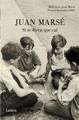 Si te dicen que caí (Juan Marsé)-Trabalibros