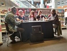 01.Gestiona Radio en Fnac Valencia-Trabalibros