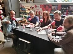 02.Gestiona Radio en Fnac Valencia-Trabalibros