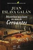 Misterioso asesinato en casa de Cervantes (Juan Eslava Galán)-Trabalibros