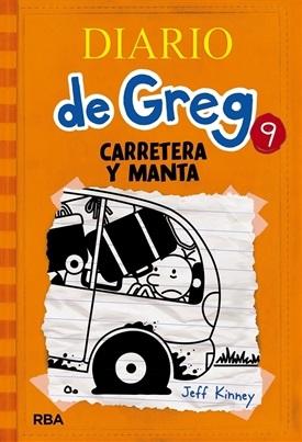 Diario de Greg 9. Carretera y manta-Trabalibros