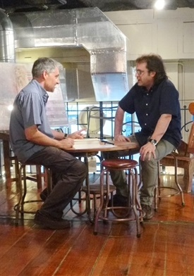 00.Bruno Montano de Trabalibros entrevista a Juan Francisco Ferrándiz