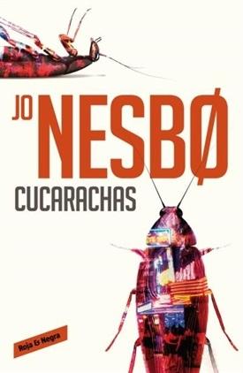 Cucarachas (Jo Nesbo)-Trabalibros