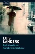 Retrato de un hombre inmaduro (Luis Landero)-Trabalibros