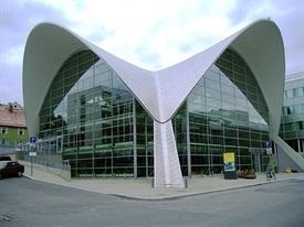 Biblioteca Tromso Noruega-Trabalibros