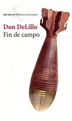 Fin de campo (Don DeLillo)-Trabalibros