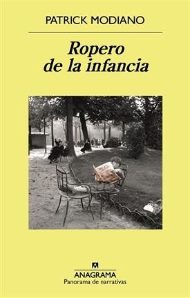 Ropero de la infancia (Patrick Modiano)-Trabalibros