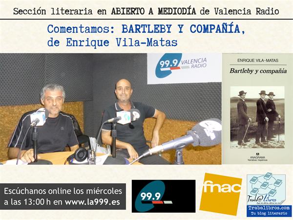 01. 3x4 Trabalibros en Valencia Radio