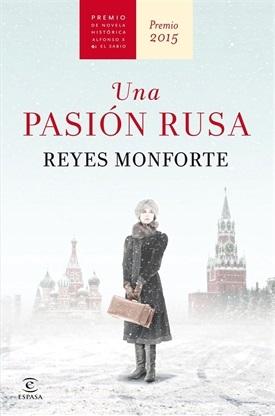 Una pasión rusa (Reyes Monforte)-Trabalibros