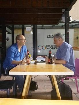 00.Bruno Montano entrevista a Santiago Álvarez