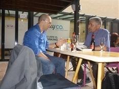 07.Bruno Montano entrevista a Santiago Álvarez