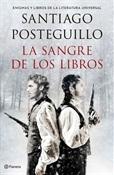 La sangre de los libros (Santiago Posteguillo)-Trabalibros