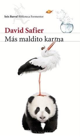 Más maldito karma (David Safier)-Trabalibros