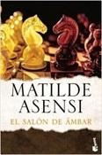 El salón de Ámbar (Matilde Asensi)-Trabalibros