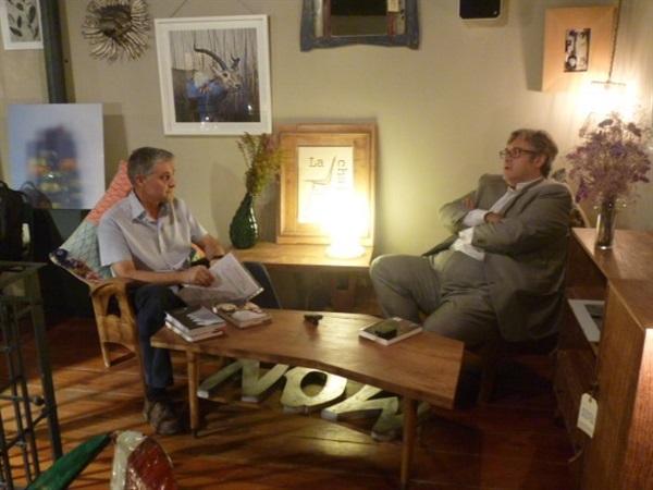 01.Bruno Montano entrevista a Juan Manuel de Prada-Trabalibros