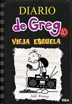 Diario de Greg 10 Vieja escuela-Jeff Kinney-Trabalibros