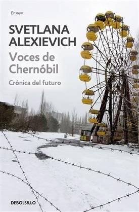 Voces de Chernóbil (Svetlana Alexiévich)-Trabalibros
