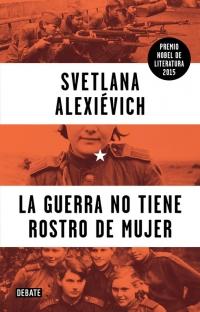 La guerra no tiene rostro de mujer (Svetlana Alexiévich)-Trabalibros