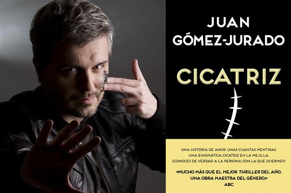 Encuentro bloggers Cicatriz Gómez-Jurado-Trabalibros
