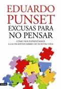 Excusas para no pensar (Eduard Punset)-Trabalibros