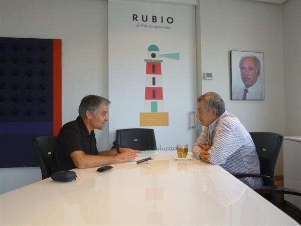 01.Bruno Montano entrevista a Enrique Rubio-Trabalibros