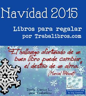 Libros para regalar Navidad 2015