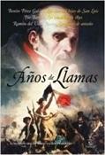 Años de llamas (Pío Baroja)-Trabalibros