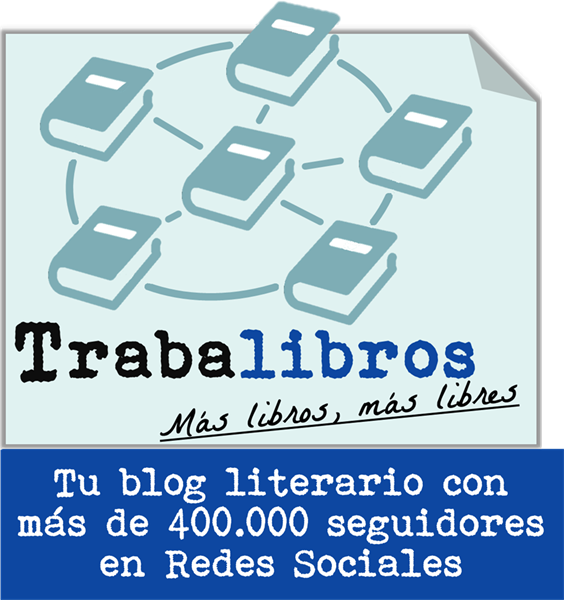 Logo Trabalibros con 400.000 seguidores
