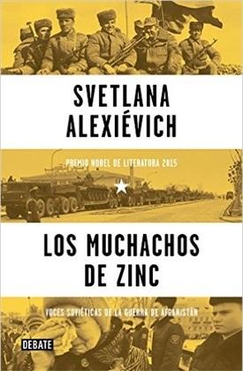 Los muchachos de zinc (Svetlana Alexiévich)-Trabalibros
