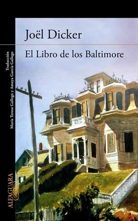 El libro de los Baltimore (Joël Dicker)-Trabalibros