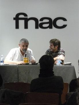 Bruno Montano de Trabalibros entrevista a Paco Roca