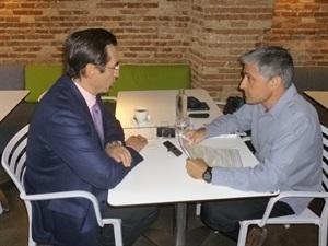 01.Bruno Montano de Trabalibros entrevista a Mario Alonso Puig